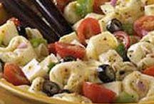 Salads! / by Arizona Tart