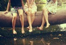Girlies / by Kelly Honea