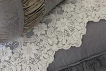 Linens / Bedding / by Rachel Stinde