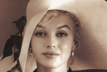 Marilyn  / I love Marilyn Monroe. / by Jodie Bodine