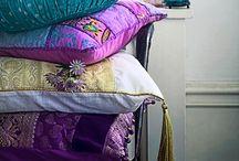 pillows / by Ashley Whetman