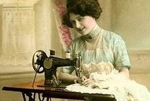 Stitchin n Crochet / by Janet Gilmore  RWC