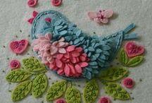 Felt Crafts / by Sherry Johnson