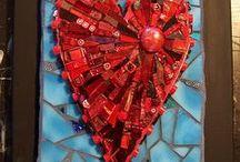 Mosaic Inspirations / by Carol Munn