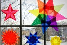 Kid crafts/ art projects / by Kristen Sue