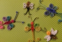 quilling art / quilling papaer art
