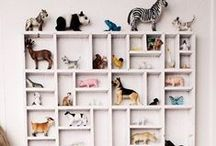 Animal Themed Kids Room / Ideas and inspirations for an Animal Themed Kids room. / by Penny @ Mother Natured