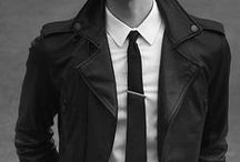 Fashion - Men / by Nicholas Freeman