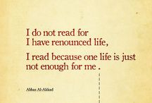 Books Worth Reading / by Alexa Lanier