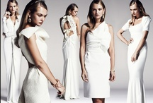 Roland Mouret White Collection / by Roland Mouret