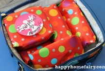 .Gifts. / Home made gifts for every occasion... / by Rebecca U