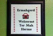 Home Ideas / by Erin Ervin
