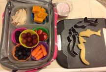 Em's lunches / Aspirations to a daughter with better health and eating habits than her parents.  / by Alexa Lanier