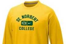 Go Green Knights! / The St. Norbert College Bookstore on campus or online has a wide range of SNC men's and women's apparel, gifts and accessories, gift cards, and more. / by St. Norbert College