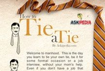 For the Gentlemen / Get some tips on how to present yourself as a gentleman for interviews and every day life.  / by St. Norbert College