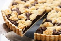 pies, tarts, and galettes (sweet) / by Hadassah Rossio