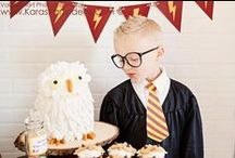 ~ Wizard / Harry Potter Party ~ / by Jodie Valenti