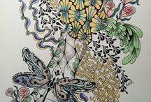 Zentangle / by Marci Anne Potts