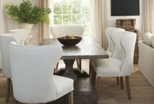 dining rooms / by Marianne Simon Design