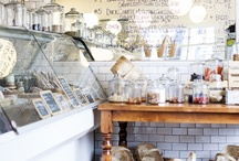 shops + restaurants / by Marianne Simon Design