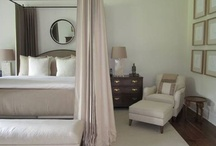 bedrooms / by Marianne Simon Design