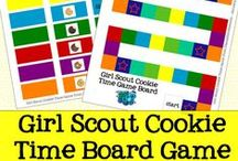 Girl Scouts - My Meetings / by Diana Rambles