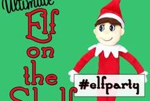Elf on the Shelf Ultimate Party / Welcome to the Ultimate Elf on the Shelf Pinterest Board. Want to be added? Follow (me) http://www.pinterest.com/freestylemama/ AND leave a comment on the board cover http://www.pinterest.com/pin/20055160814426844/ asking to be invited. I will follow you back and then invite you to contribute. The linky party can be found at: http://www.dianarambles.com/2013/11/ultimate-elf-on-shelf-party.html / by Diana Rambles
