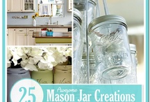 The Magical Mason Jar / by Andrea Cammarata