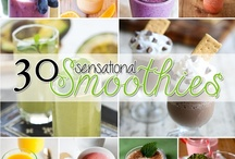 The Sensational Smoothie / by Andrea Cammarata