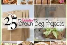 Bag it (amazing Brown Bag Projects) / by Andrea Cammarata