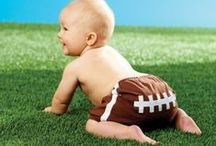 Football Baby / Football Baby Gifts and Ideas  / by Corner Stork Baby Gifts