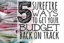 Budgeting & Saving  / by Anna Lawson