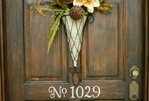 Front Door & Back Patio / by Anna Lawson