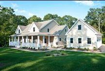 New house ideas/plans / by Lyndsey Goodman