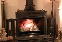 Fireplaces and accessories / by Shannon Mavica
