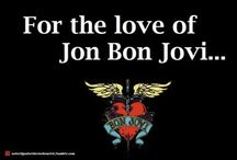 For the love of Bon Jovi / by Jacque Lawless
