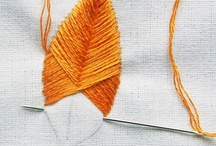 Embroidery / by Tamara Crum
