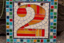Mosaics 2 / Use PIN5 to save 5% off the world's largest selection of handcut, stained glass tiles at Mosaic Tile Mania. We also have a full line of mosaic tools & supplies. / by Mosaic Tile Mania