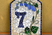 Mosaics 7 / Use PIN5 to save 5% off the world's largest selection of handcut, stained glass tiles at Mosaic Tile Mania. We also have a full line of mosaic tools & supplies. / by Mosaic Tile Mania