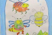 Art Lesson Plan Ideas / by Robyn Bayne