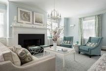 Home l Decorating Ideas / by Jennifer Ciani @ Simply Ciani