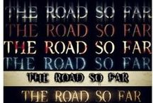 The Road So Far / by Nicole Butts