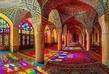 Colors everywhere / by Richie Anaya