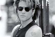 Bon Jovi Rocks!!! / Been a fan of JBJ since the beginning, his music rocks, he's hot and just keeps getting better with age! He'll always be #1 / by Jeanna Adams