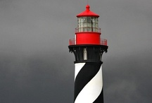 Lighthouse love / Lighthouses in photography, with place names / by Ellen King