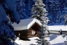 Mountain cabin / by Ellen King