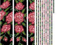 Beads / Knots / Macrame / Chain (Diy & Pattern) / by Kukula Design