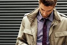 Men / Suits... Clothes... Celebs... Guy Stuff. / by Sarah Wood