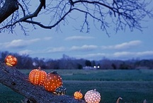 Halloween / Witches... Spiders... Ghosts... The best holiday of the year. / by Sarah Wood