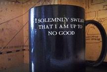 Hogwarts / Potter... Granger... Weasley...  / by Sarah Wood